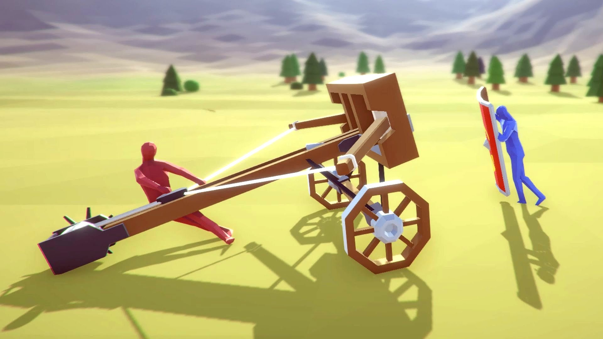 Totally Accurate Battle Simulator PS4 - TABS